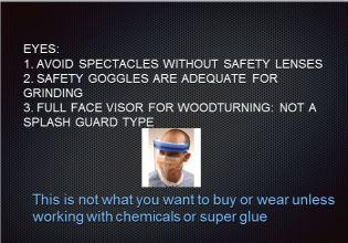 safety turning