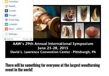 http://www.woodturner.org/?page=2015Pittsburgh