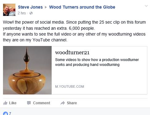social media and turning